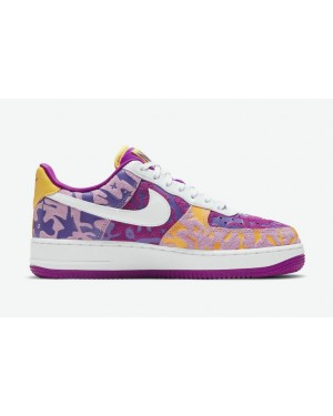 Nike Air Force 1 07 LV8 Rouge/Rose-Violet-Blanche DD5516-584