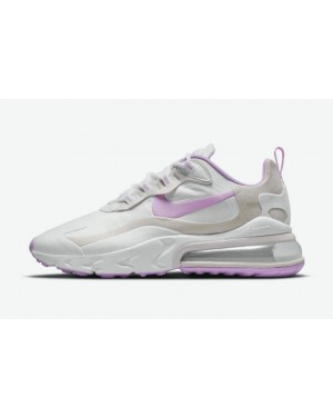 Nike Air Max 270 React Blanche/Rose CZ1609-100