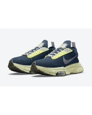 Nike Air Zoom Type Crater Navy Jaune DH9628-400