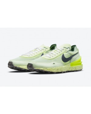 Nike Waffle One Crater Barely Volt DC2650-300