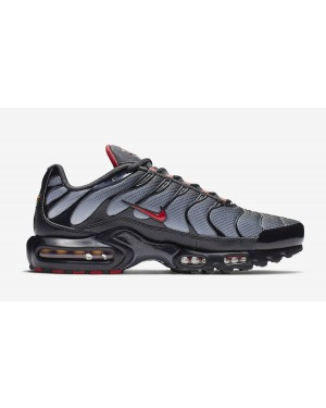 Nike Air Max Plus Noir Gris Rouge CI2299-001