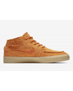 Nike SB Stefan Janoski Crafted Orange AQ7460-887