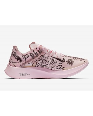 Nathan Bell Nike Zoom Fly Rose AT5242-100
