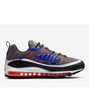 Nike Air Max 98 Gunsmoke Orange 640744-012