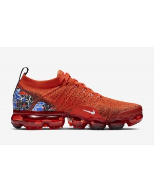 Nike Femme Air VaporMax 2 Flyknit 'Heel Graphic' BV6126-800