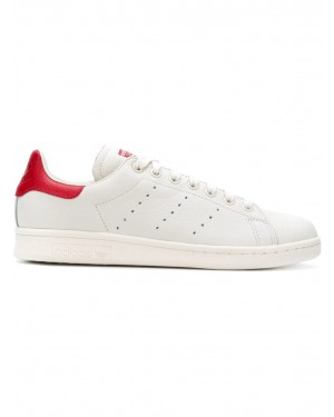 Adidas Stan Smith (Blanche/Rouge) B37898