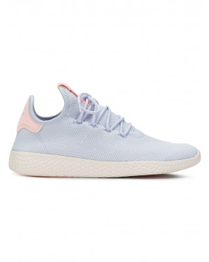 Adidas x Pharrell Williams Tennis HU Femme B41884 Bleu/Blanche
