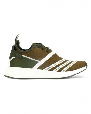 Adidas WM NMD R2 PK White Mountaineering Olive CG3649