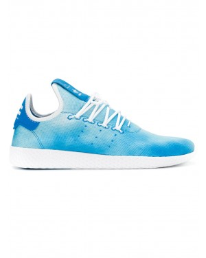 Adidas Original Tennis HU Holi Pharrell Williams Bleu Blanche Da9618