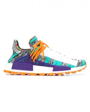 Adidas Afro Hu NMD (Orange/Cyan) - BB9528