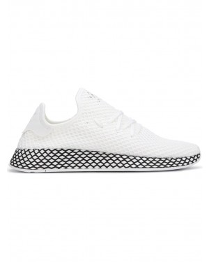 Adidas Originals Deerupt | Blanche | Sneakers | B41767
