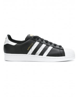 Adidas Originals Superstar Sneakers Homme Noir Blanche D96800