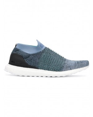 Adidas Ultra Boost Laceless Parley Homme Bleu CM8271