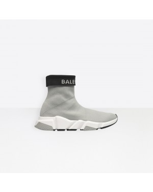 Balenciaga Femme Speed Trainers with tricolor sole Gris 525725W1GV01264