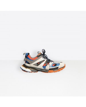 Balenciaga Homme Track Trainers Orange 542023W1GB17580