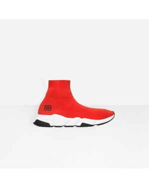 Balenciaga Homme Speed Trainers Rouge 513976W05G06501