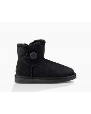 Femme Mini Bailey Button Ii Boot Noir 1016422