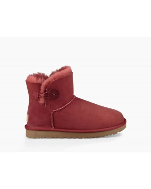Femme Mini Bailey Button Ii Boot Rouge 1016422