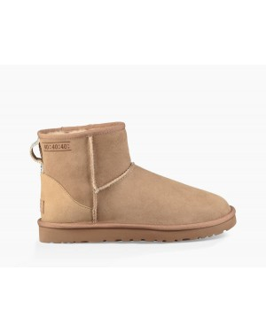 Homme Classic Mini 40:40:40 Boot Marron 1096011