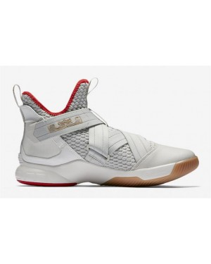 Nike LeBron Soldier 12 Yeezy Release Date AO2609-002