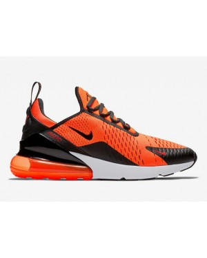 Nike Air Max 270 Orange Noir - BV2517-800