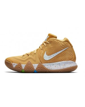 Nike Kyrie 4 CeRéal Pack Cinnamon Toast Crunch BV0426-900 Or