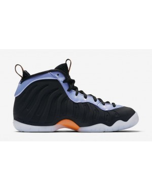 Nike Little Posite One Noir/Orange-Twilight Pulse-Blanche 644791-008