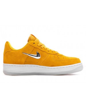 Nike Air Force 1 Low Jewel Yellow Ochre AO3814-700
