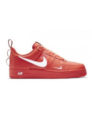 Air Force 1 '07 LV8 'Orange' - Nike - AJ7747-800