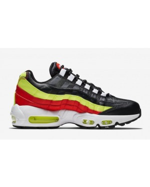 Nike Air Max 95 Noir Rouge | 307960-019