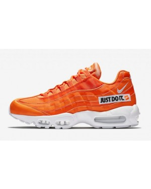 "Nike - Homme Air Max 95 ""Just Do It"" AV6246-800 (Orange 