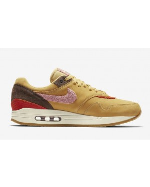 Nike Air Max 1 Premium 'Wheat Or' | CD7861-700