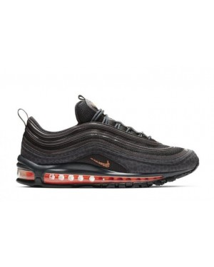 Nike Air Max 97 Noir Orange BQ6524-001