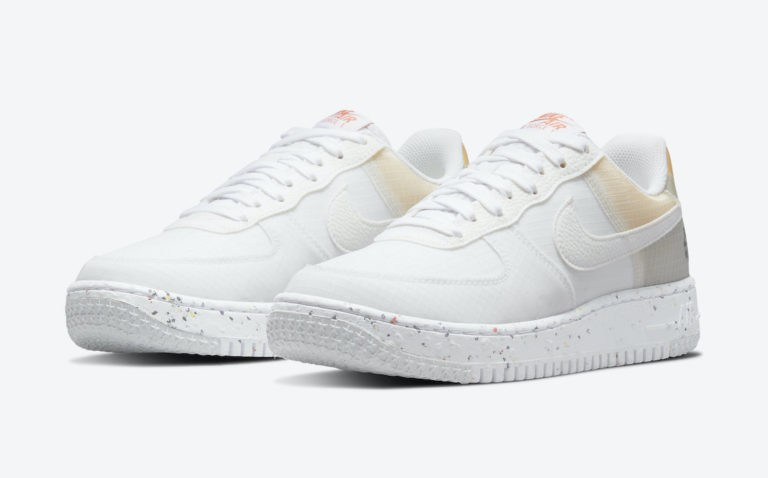 Nike Air Force 1 Move to Zero DO7692-100