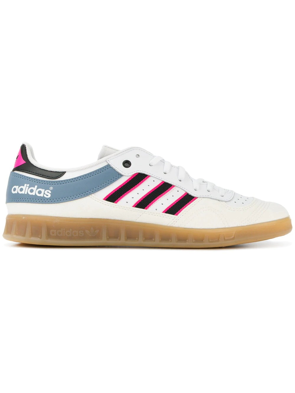 Adidas Originals Handball Top Homme Blanche/Blanche/Rose CQ2313