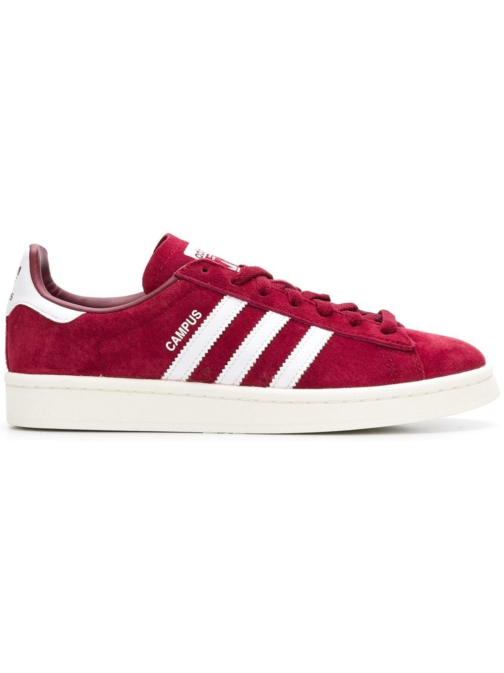Adidas Originals CAMPUS Rouge/Blanche BZ0087
