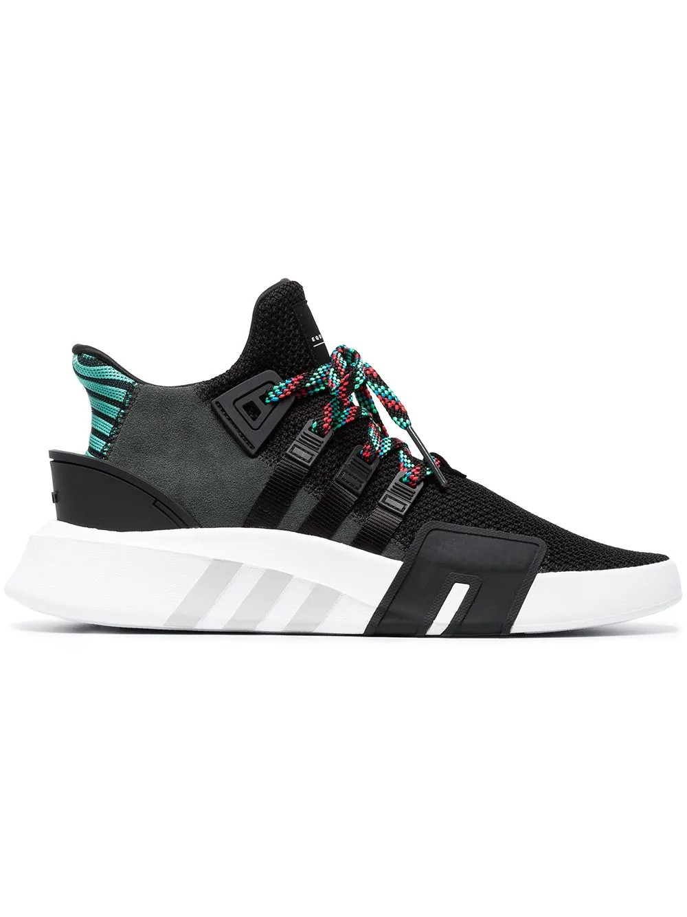 Adidas CQ2993 EQT Basketball ADV Homme Basketball Chaussure Noir