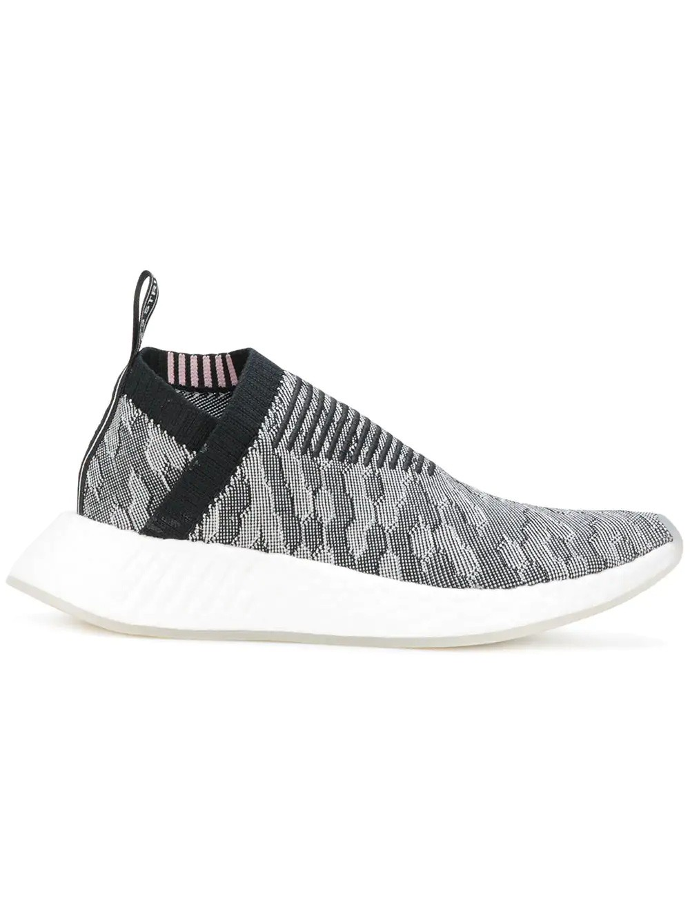 Adidas By9312 Homme NMD Cs2 PK Fonctionnement Chaussures Noir Rose