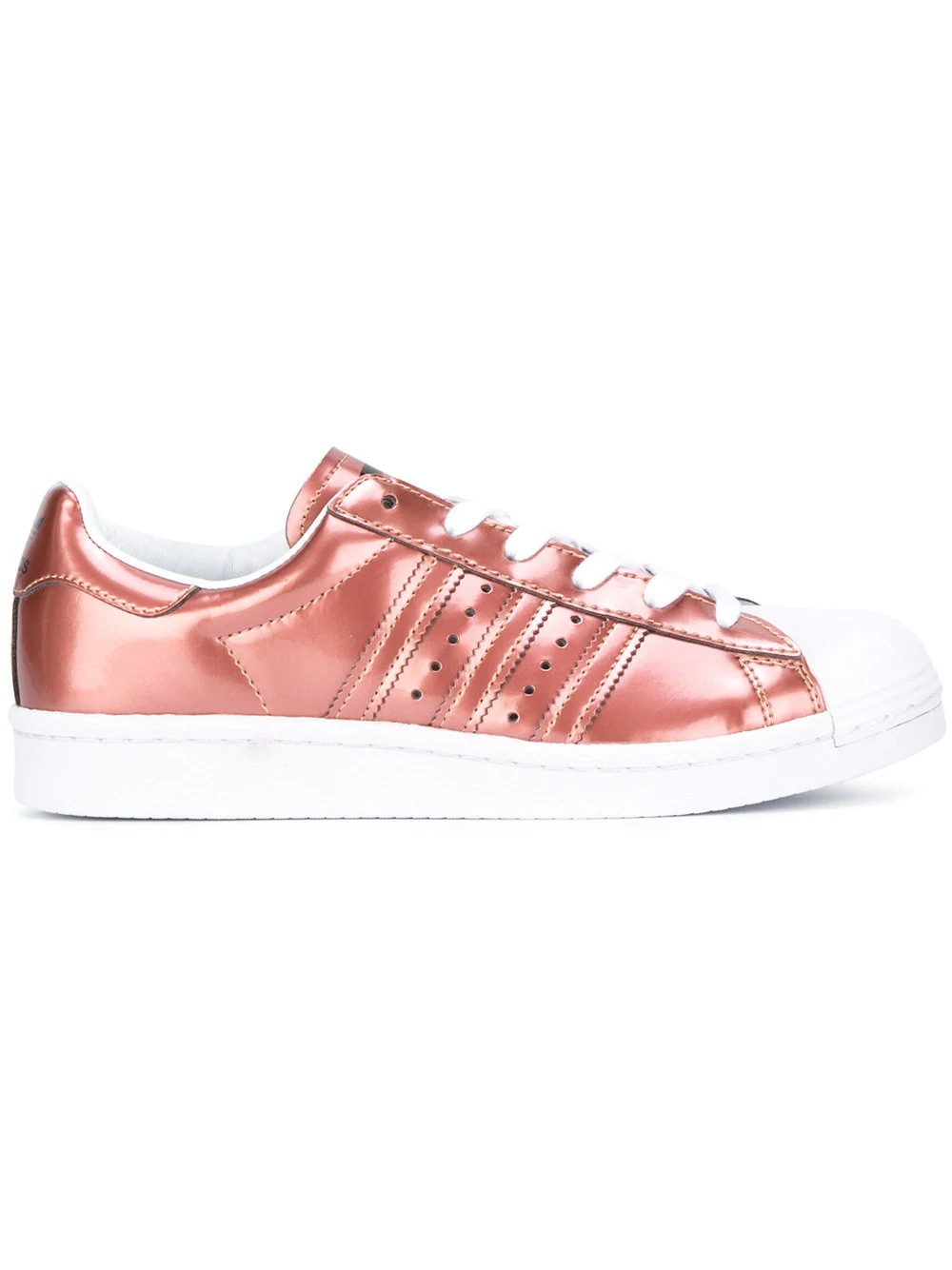 Adidas Originals Superstar Femme Sneaker Marron BB2270