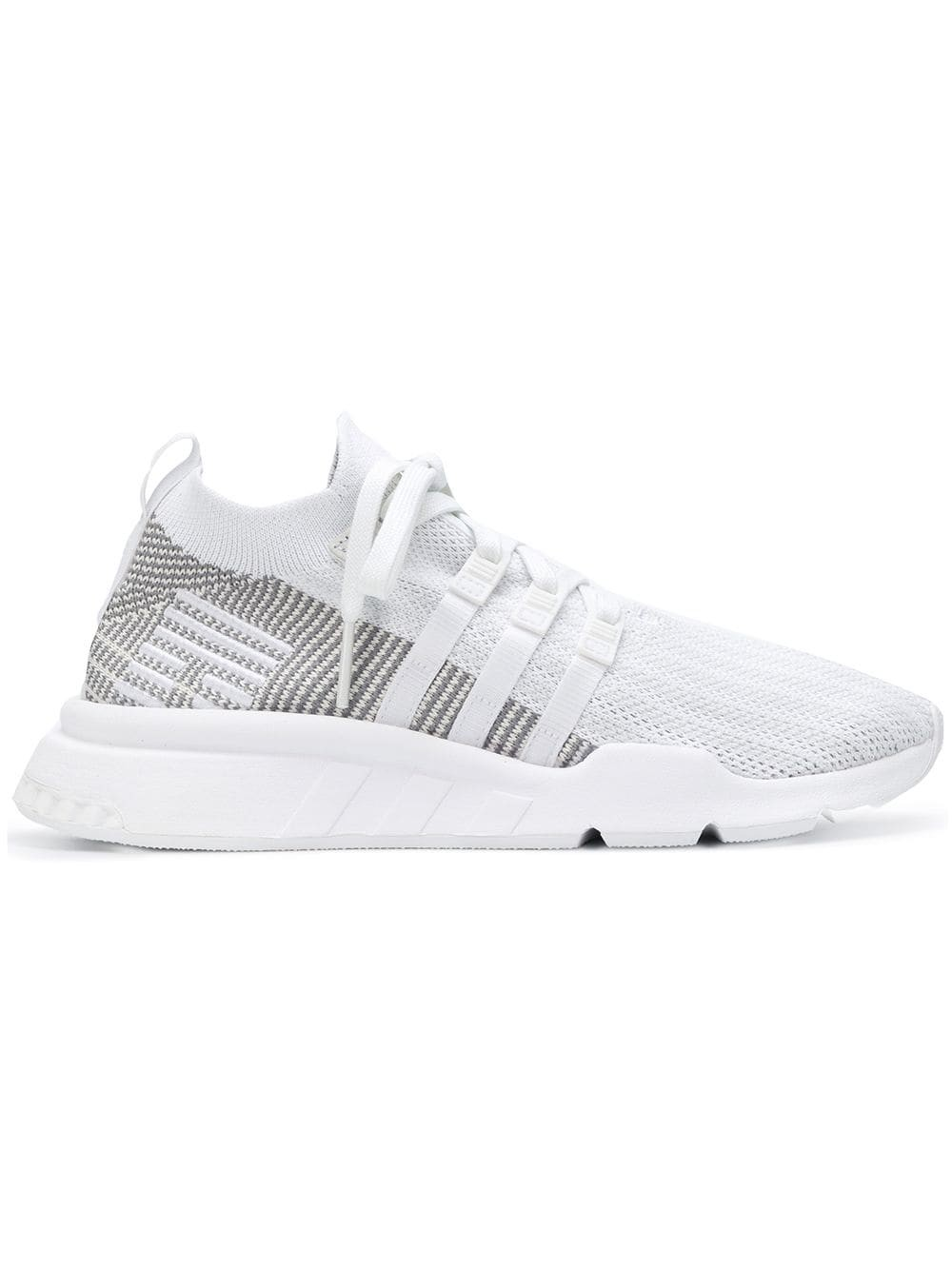 Adidas EQT Support ADV Mid Blanche Gris CQ2997