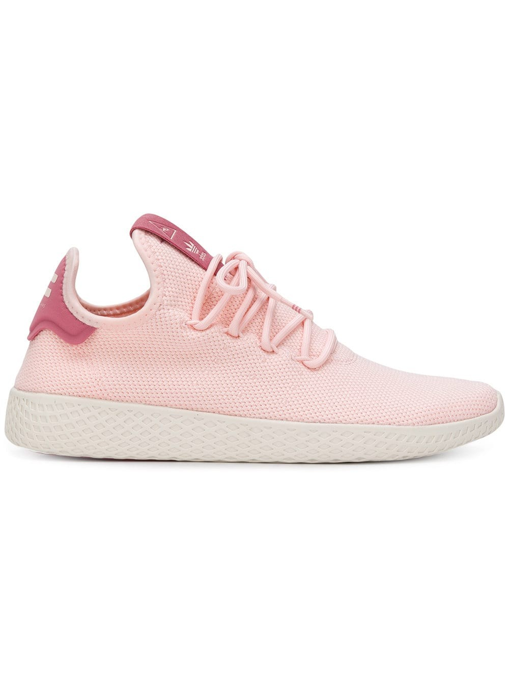 Adidas Pharrell Williams x Femme Tennis Hu 'Rose' AQ0988