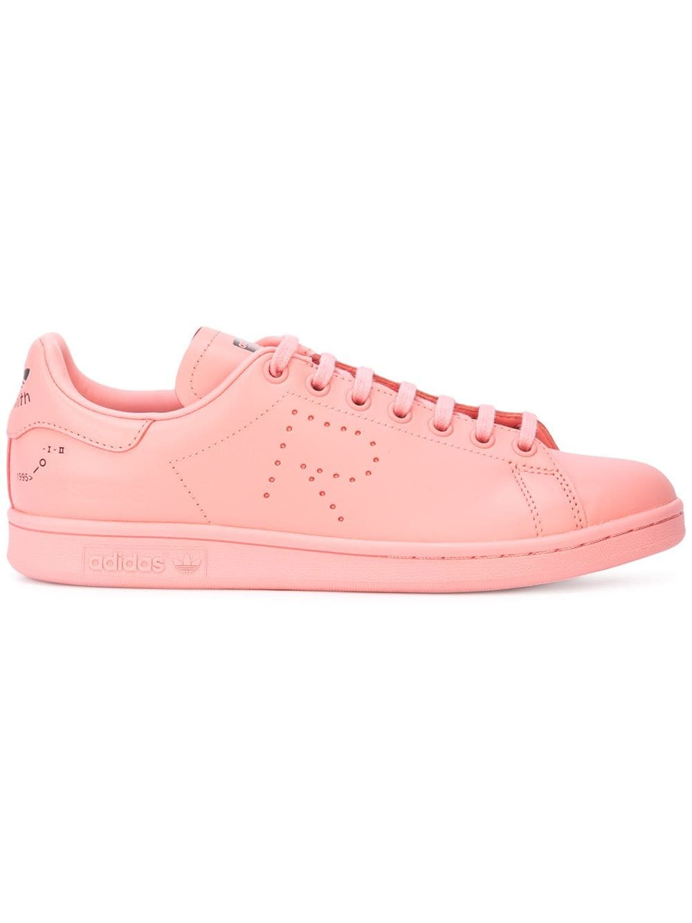 Adidas By Raf Simons Stan Smith Rose/Noir F34269