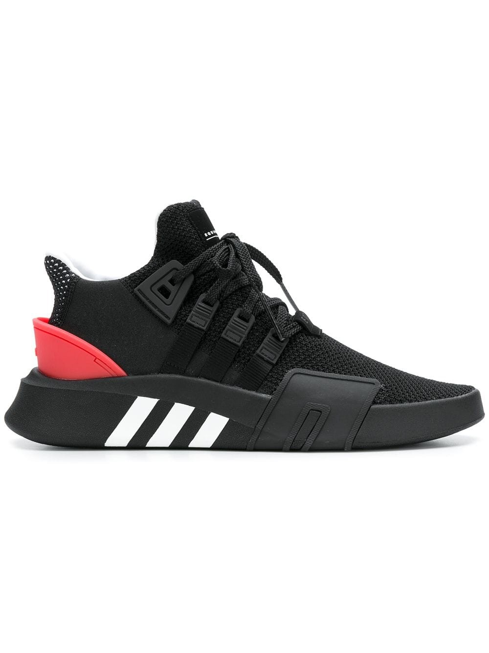 Adidas Originals EQT Equipment Bask ADV Noir/Rouge/Blanche AQ1013