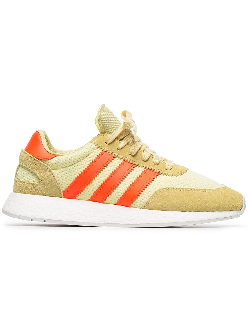 Adidas Originals I-5923 Leather Sneakers Jaune D96604