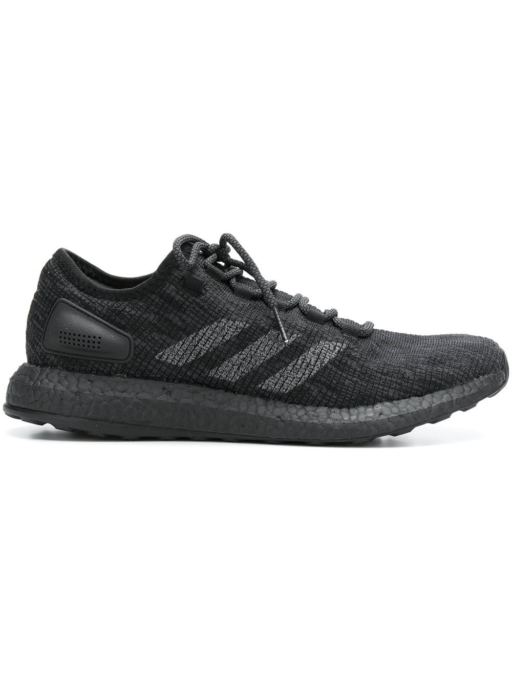 Adidas Homme Pure Boost Noir/Gris/Orange CM8304