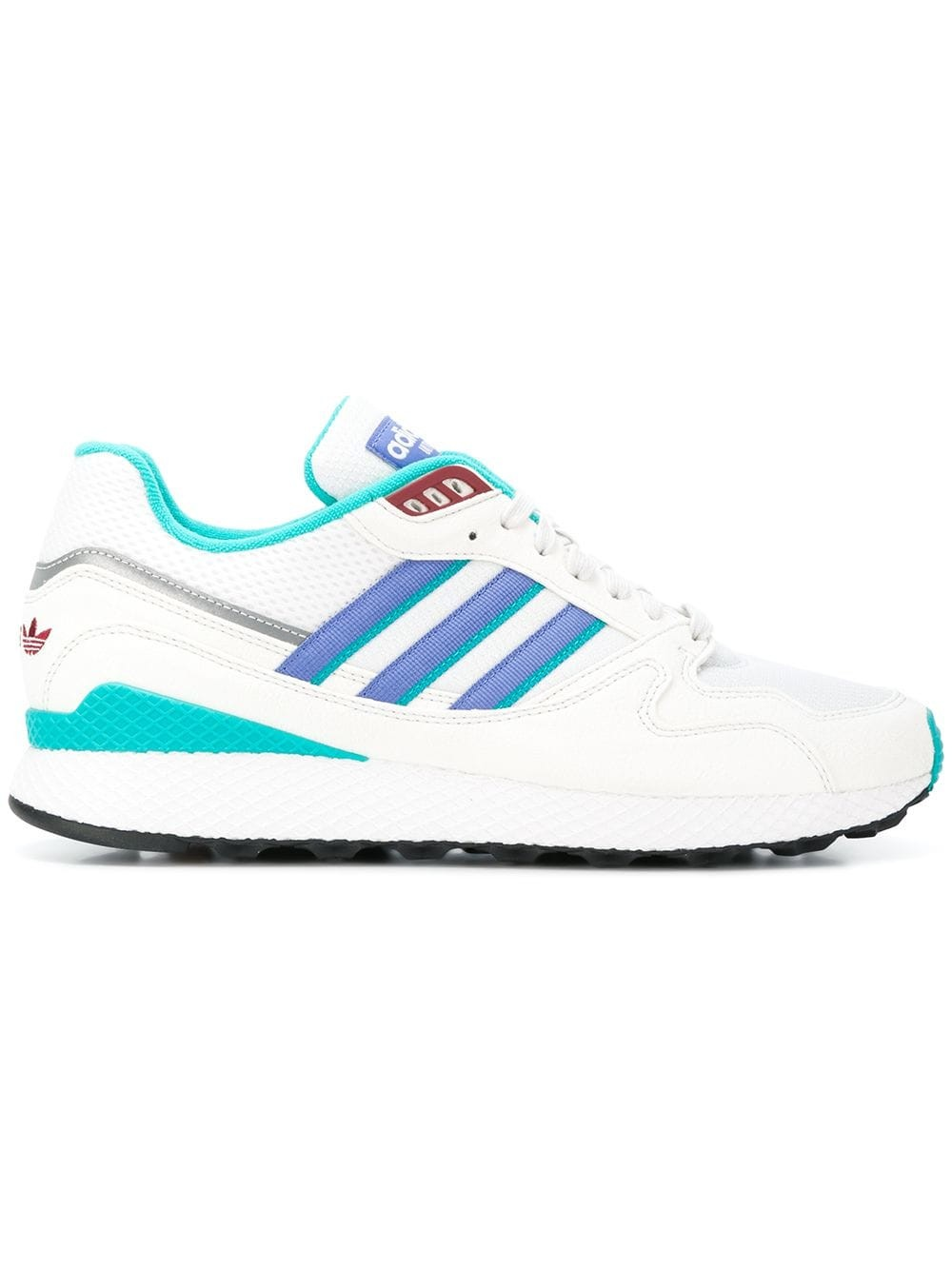 Adidas Originals Ultra Tech Blanche/Blanche/turquoise B37916