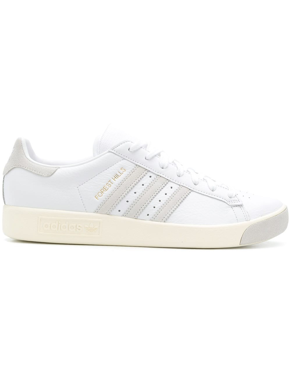 Adidas Originals Forest Hills | Blanche | Sneakers | D96779