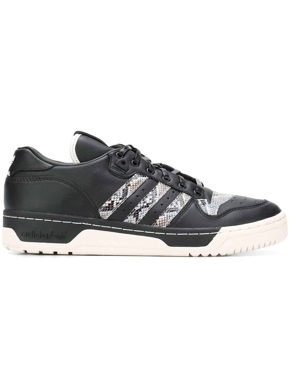 Adidas Originals UAS Rivalry Lo | Noir | Sneakers | B37112