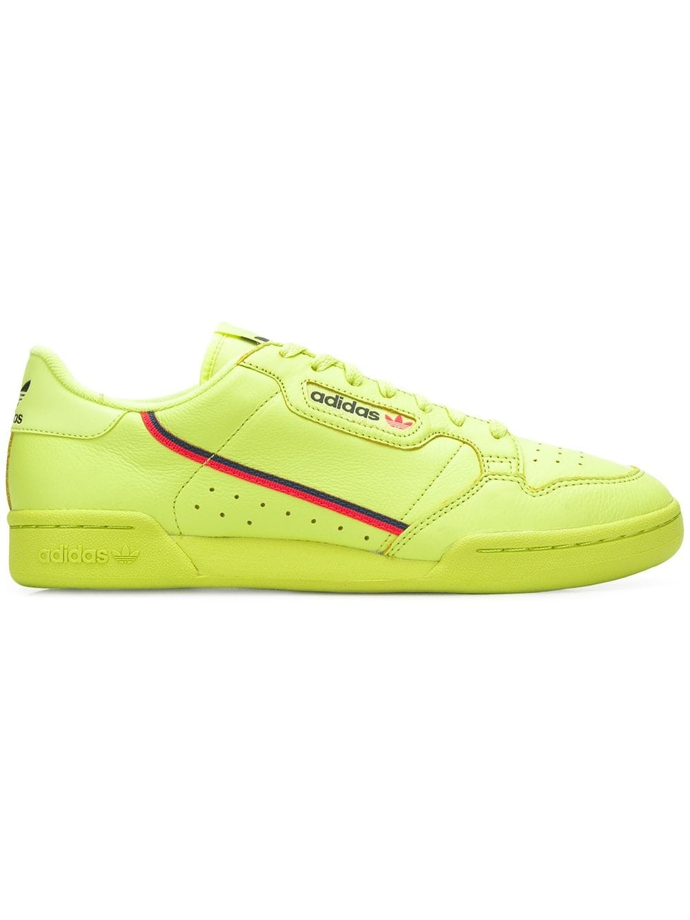 Adidas Originals Continental 80 | Jaune | Sneakers | B41675