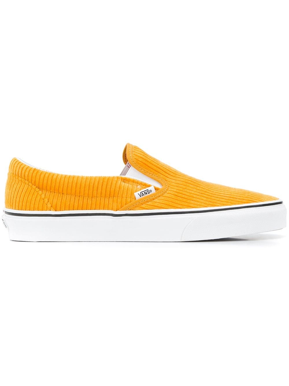 Vans Classic Slip-on Fall 2018 Jaune VN0A38F7U7D1